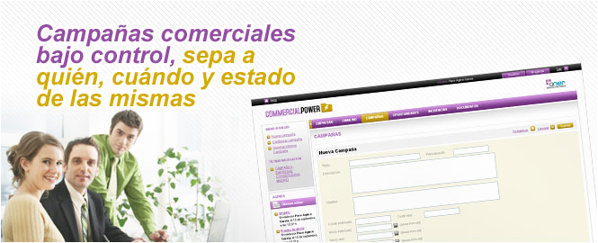 CRM online en modalidad saas